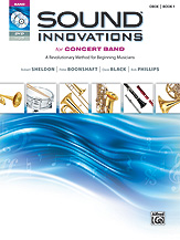 Sound Innovations for Oboe, Book 1 - SALE!