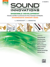 Sound Innovations for Concert Band: Ensemble Development for Intermediate Concert Band (Trumpet in B-flat 2)