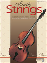 Dillon, Kjelland & O'Reilly; Strictly Strings: A Comprehensive String Method - String Bass, Book 1 - SALE!