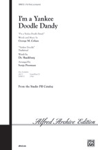 (I'm a) Yankee Doodle Dandy (3-part) [arranged by Poorman, Sonia] - SALE!