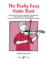 Really Easy Violin Book, The