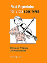 First Repertoire for Viola, Book 3