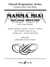 ABBA - Mamma Mia and Other ABBA Hits [arranged by Marsh, Lin]