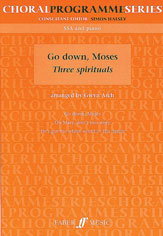 Go Down, Moses: Three Spirituals (SSA) [arranged by Arch, Gwyn] - SALE!