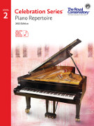 RCM Celebration Series 2015 - Piano Repertoire (with Digital Recordings), Level 2