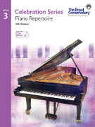 RCM Celebration Series 2015 - Piano Repertoire (with Digital Recordings), Level 3