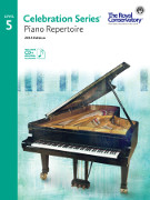 RCM Celebration Series 2015 - Piano Repertoire, Level 5