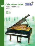 RCM Celebration Series 2015 - Piano Repertoire, Level 10