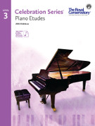 RCM Celebration Series 2015 - Piano Etudes (with Digital Recordings), Level 3
