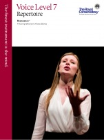 RCM Resonance: Voice Repertoire, Level 7