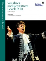 RCM Resonance: Vocalises, Levels 9-10