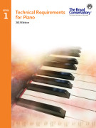 RCM Technical Requirements for Piano, Level 1