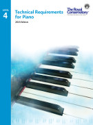RCM Technical Requirements for Piano, Level 4