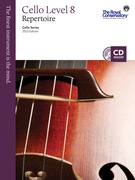RCM Cello Repertoire, Level 8