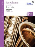 RCM Saxophone Repertoire (w/CD), Level 3