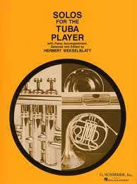 -; Solos for the Tuba Player