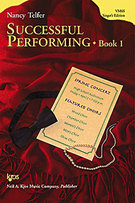 Telfer, Nancy; Successful Performing - Singer's Edition, Book 1
