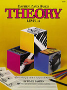 Bastien, James; Bastien Piano Basics - Theory, Level 4