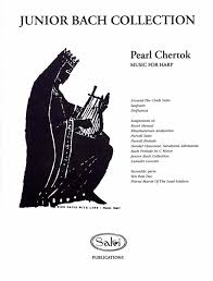 Bach,  Johann Sebastian; Junior Bach Collection: Music for Harp [arranged by Chertok, Pearl] - SALE!