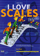 Winn, Robert; I Love Scales for Flute