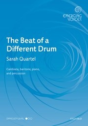Quartel, Sarah; The Beat of a Different Drum (2-part) - NEW!