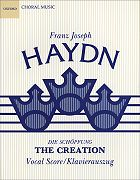 Haydn, Franz Josef; Creation (Die Schopfung) for Soli, Chorus and Orchestra (SATB with Piano Reduction) - SALE!