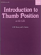 Benoy & Sutton; Introduction to Thumb Position on the Cello