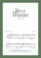 Daley, Eleanor; Stars are with the Voyager, The (SATB)