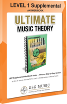 St. Germain, Glory; Ultimate Music Theory - Supplemental Answer Book, Level 1 - NEW!
