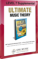 St. Germain, Glory; Ultimate Music Theory - Supplemental Workbook, Level 7 - NEW!
