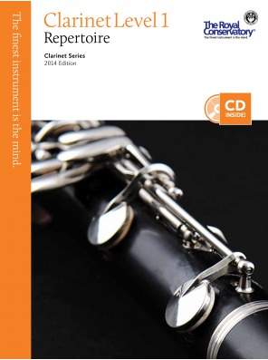 RCM Clarinet Series