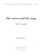Hawley, Laura; Arrow and the Song, The (SSSAAA a cappella) - PDF Format - NEW!
